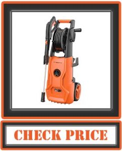 AIPER Electric Power Washer 1.85 GPM Electric Pressure Washer