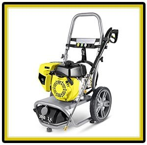 Best Karcher Electric pressure washer