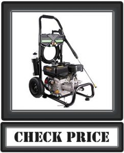 Bink 3600PSI At 2.8GPM Gas Powered 212CC Pressure Washer