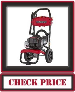CRAFTSMAN CMXGWAS021021 Gas Pressure Washer
