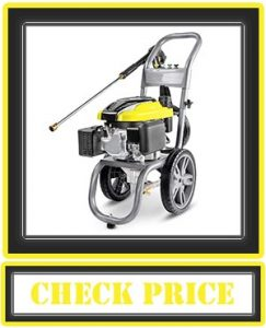 Karcher G2700R Gas Pressure Washer, 2700 PSI, 2.4 GPM
