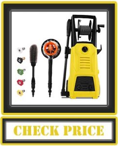 OKVAC Electric Power Pressure Washer