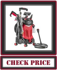 Powerhouse International - Electric High Power- Pressure Washer - 3000 PSI 2.2 GPM - Power Washer