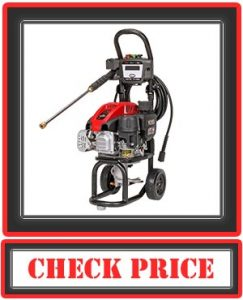 SIMPSON CM60912 Clean Machine Gas Pressure Washer