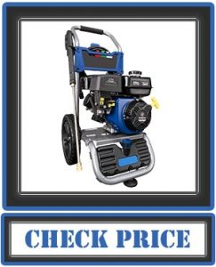 Westinghouse Gasoline Powered Pressure Washer, WPX2700H