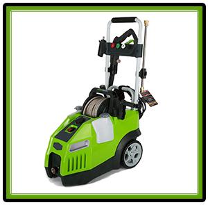 Best Greenworks Electric Pressure Washer