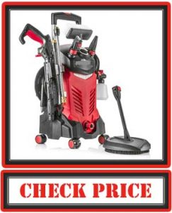 Powerhouse International Electric High Power Pressure Washer