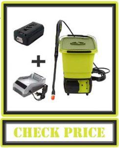 Sun Joe SPX6001C-XR 1160 PSI Max Cordless Pressure Washer, Kit