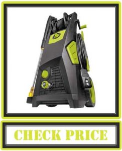 Sun Joe SPX3501 2300-PSI 1.48 GPM Brushless Induction Electric Pressure Washer with Hose Ree